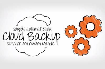 Soluções de Backup - Cloud Backup e Backup Online