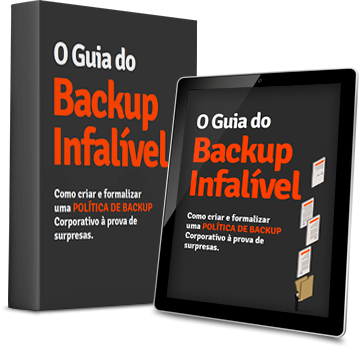 Backup corporativo: backup online infalível