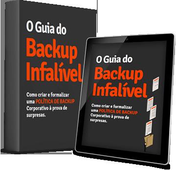 Backup corporativo: backup online infalível