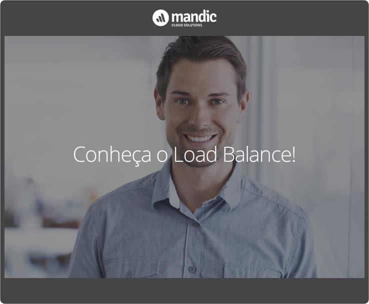 Cloud Load Balance: balanceamento de tráfego entre cloud servers