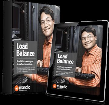 Load Balance: balanceamento de carga em servidores Cloud
