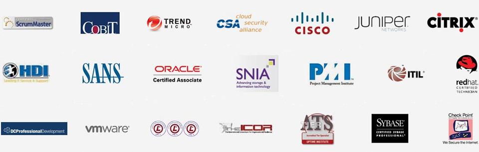 Prêmios e Certificações em Cloud Solutions - Mandic