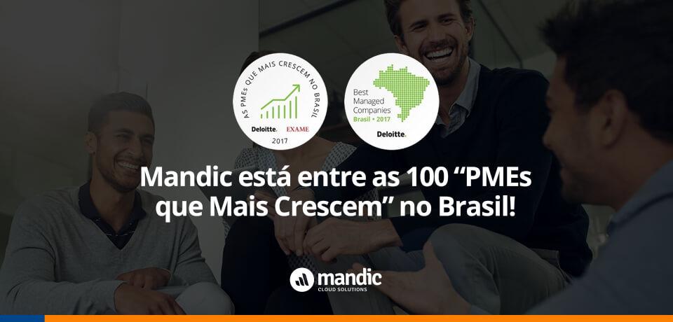 Provedor Cloud Computing no Brasil que mais cresce