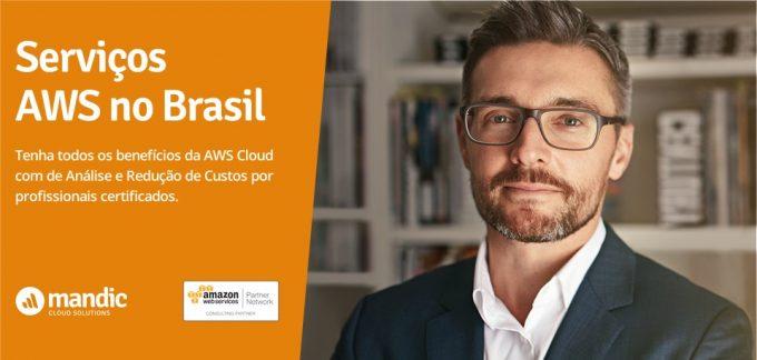 Serviços AWS Brasil