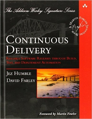 Livro Continuous Delivery - CD