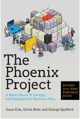 Livro The Phoenix Project