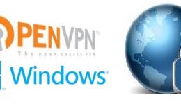 Configurar uma conexão do OpenVPN no Windows