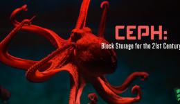 Ceph: armazenamento em bloco do século XXI