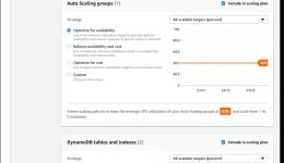 AWS anuncia serviço de Auto Scaling unificado para aplicativos na nuvem
