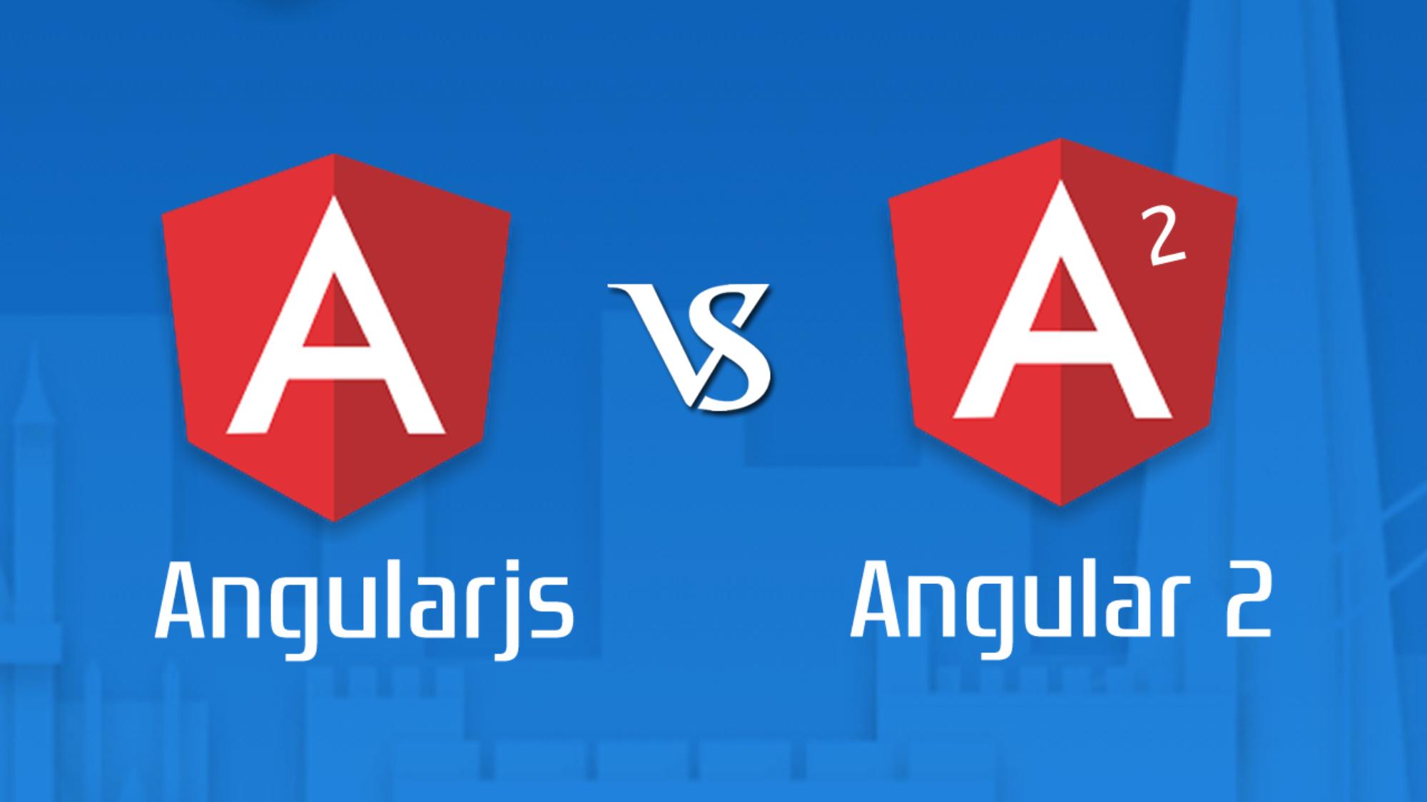 AngularJS x Angular
