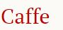 IA Open Source: Caffe