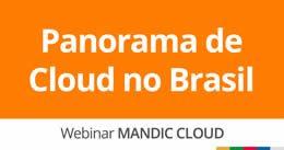 Panorama de Cloud no Brasil