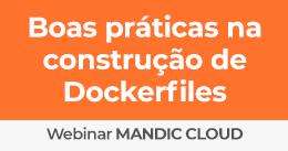 Boas práticas na construção de Dockerfiles
